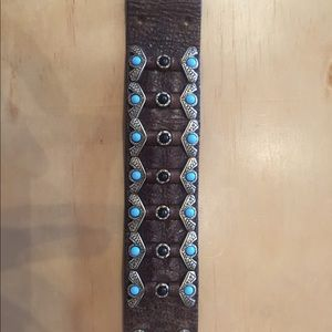 Streets Ahead Jewelry - Streets Ahead leather studded cuff